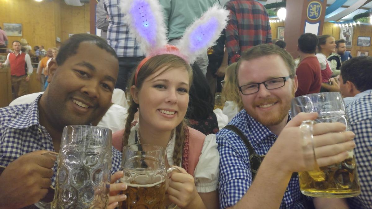 Oktoberfest: The Most Fun I Can't RememberHaving