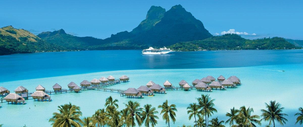 A Tahitian Paradise