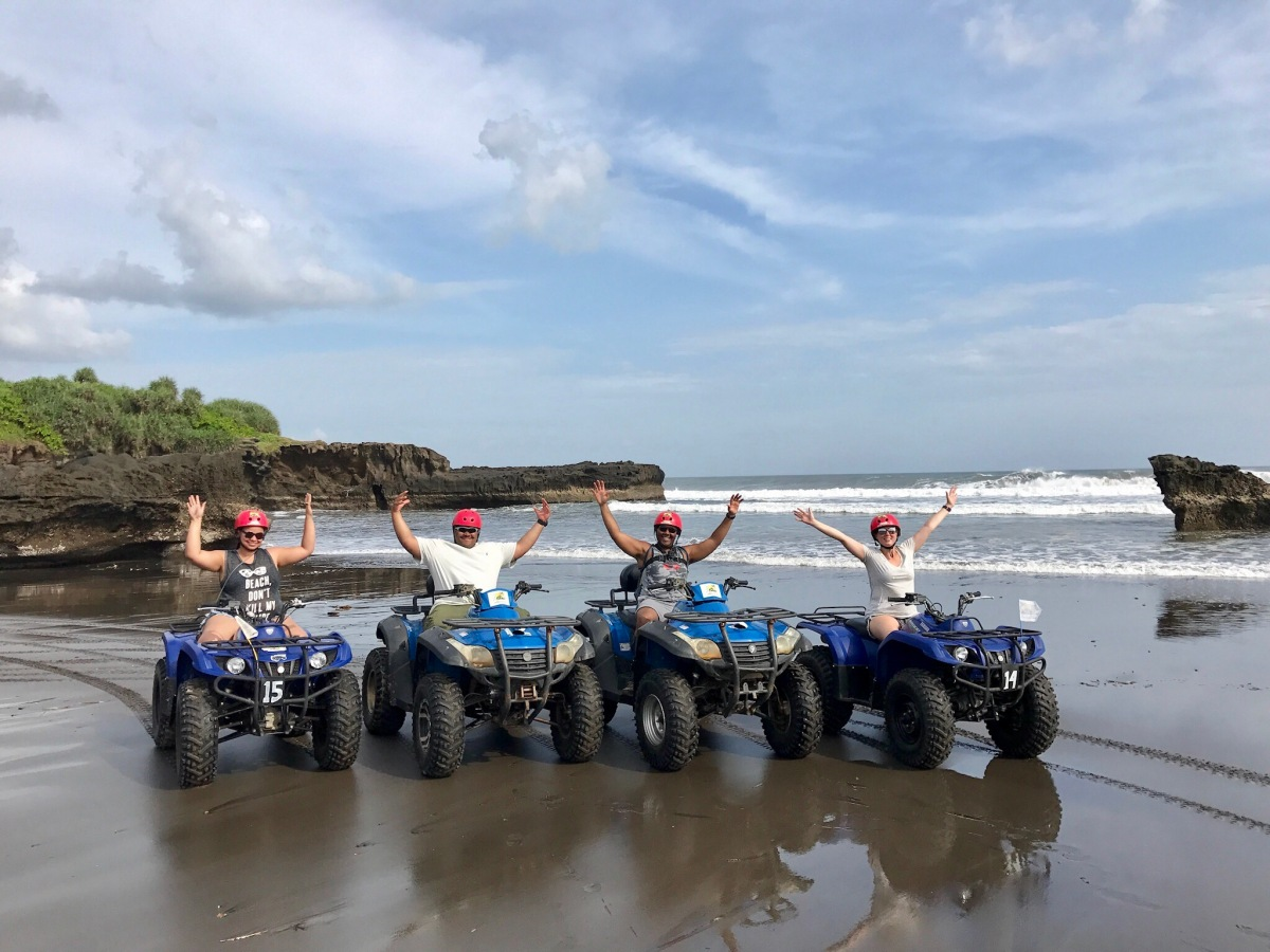 ATV Adventures inBali