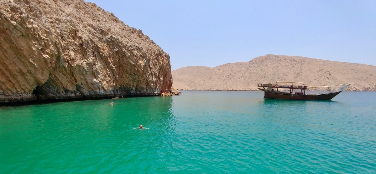 Discovering Dubai: Daytripping toOman
