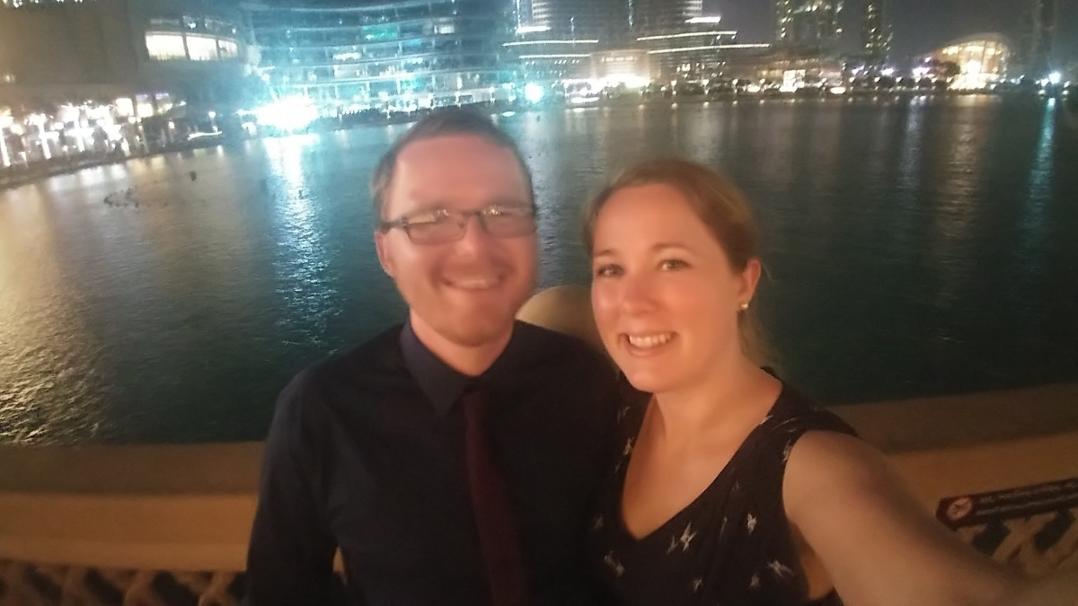 Discovering Dubai: Iftar JapaneseStyle