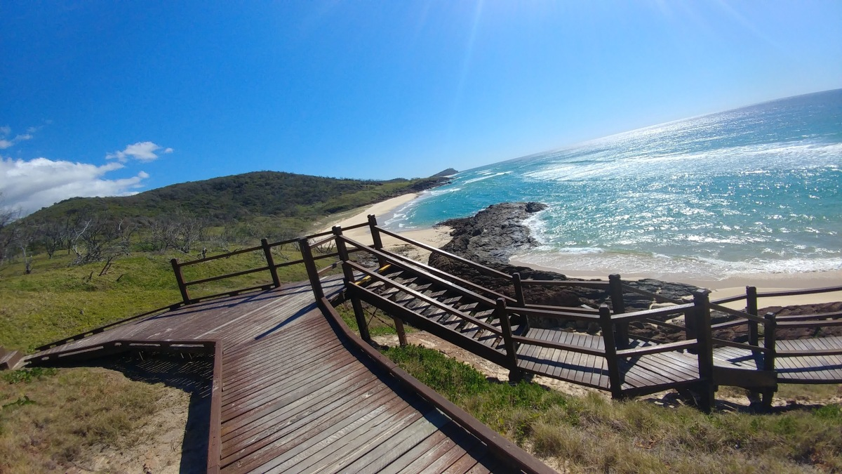 Fraser Island: Part2