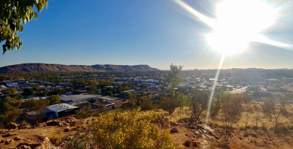 Alice Springs- Outpost to theOutback