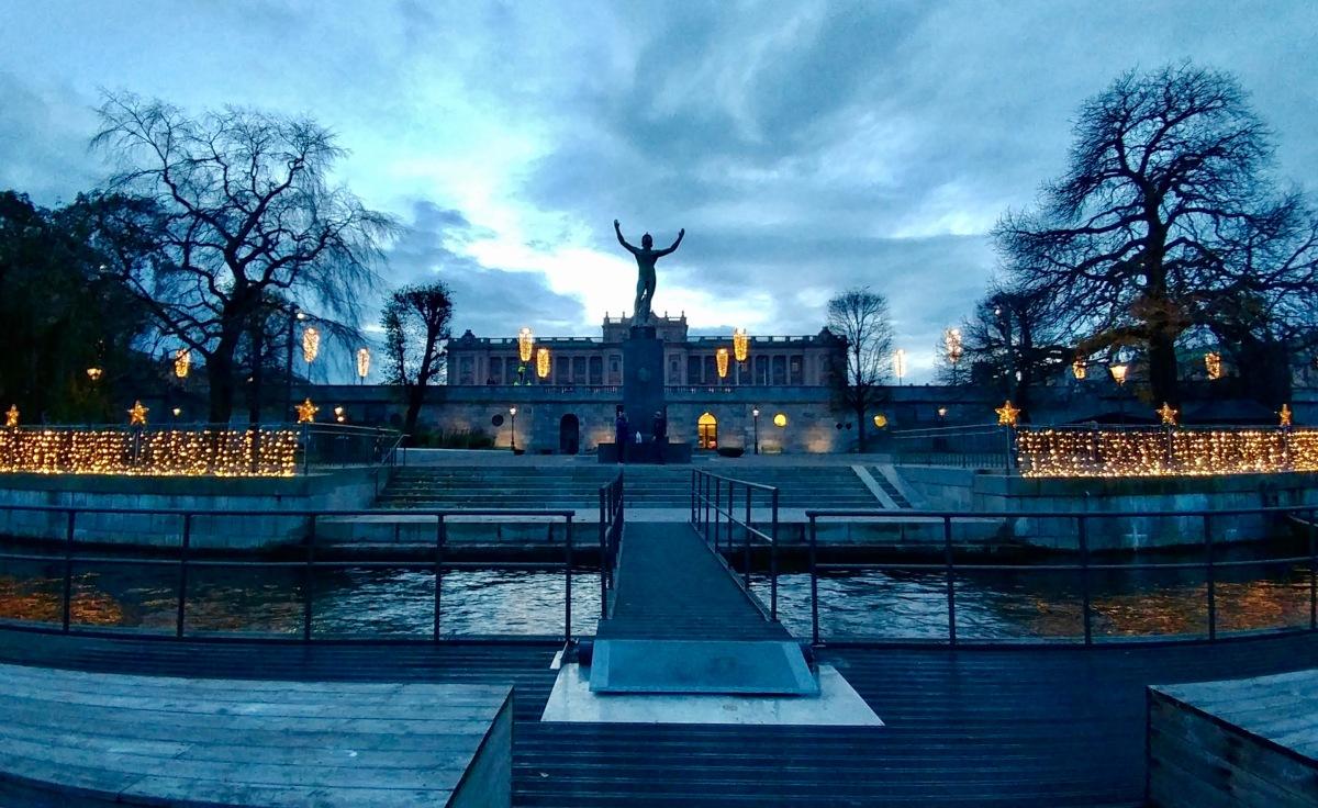 Sweet Sweden: Stockholm