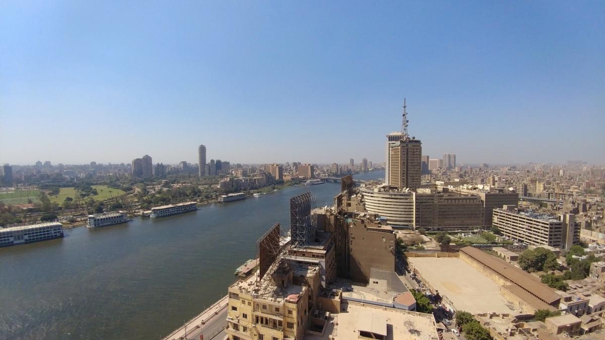 Hello From Cairo!