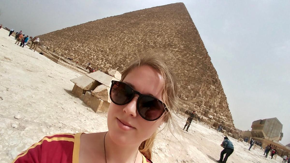 The Pyramids: PartOne