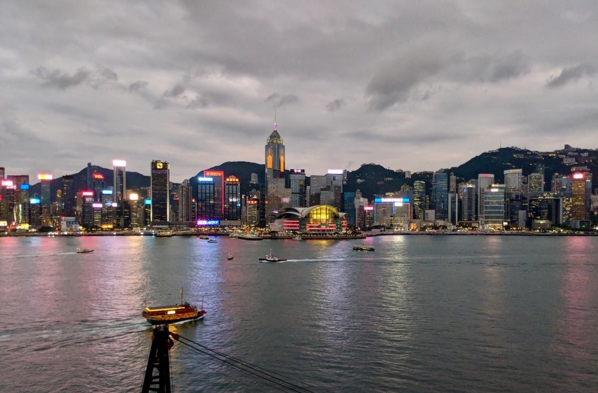 High-Class Hong Kong