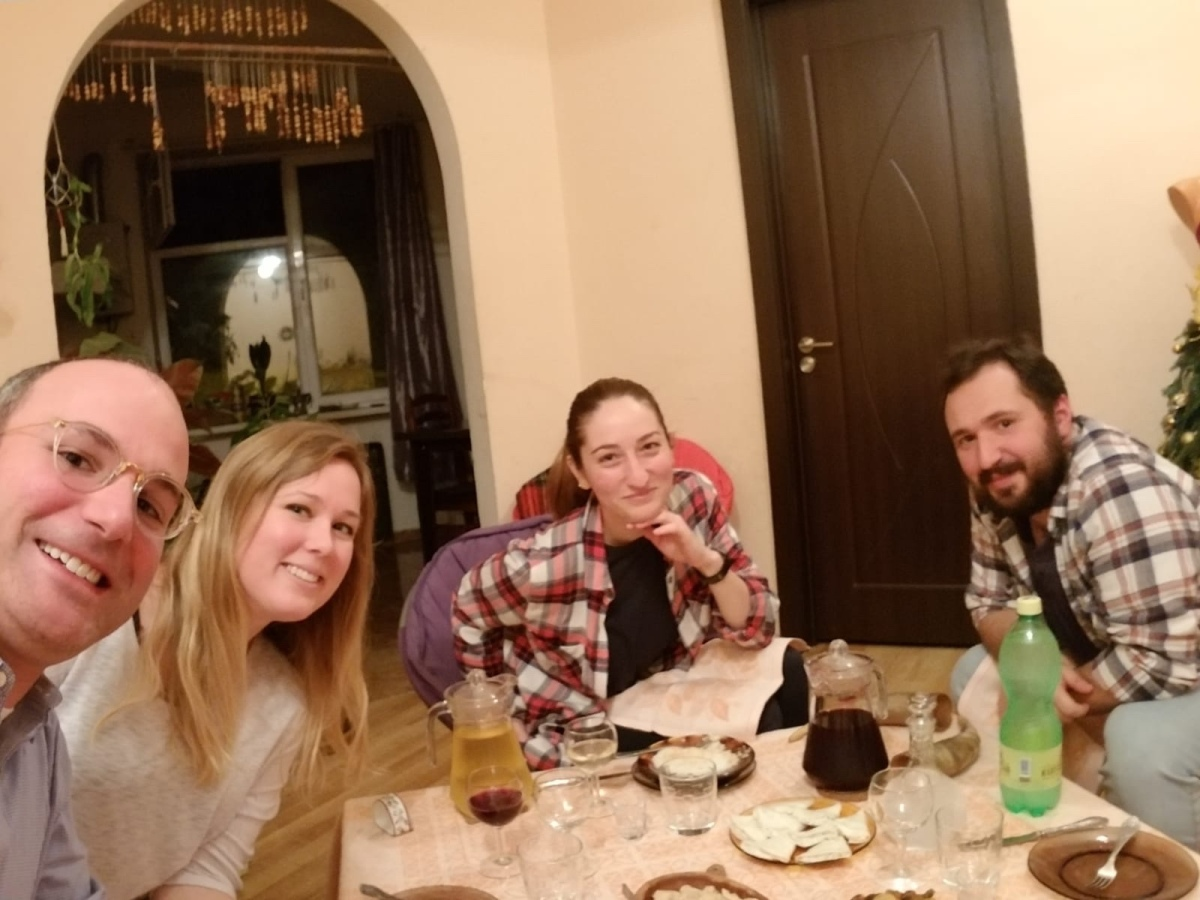 Dinner With Strangers, OnPurpose