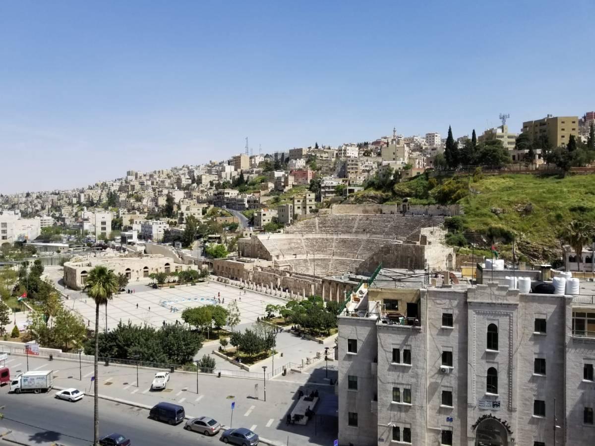Awesome Amman: I'mBack!